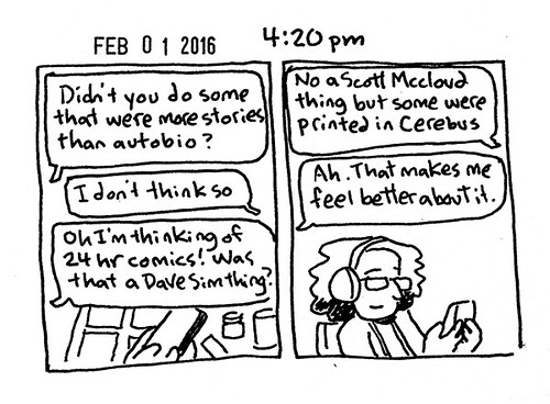 Hourly Comic Day 2016 - 4:20pm