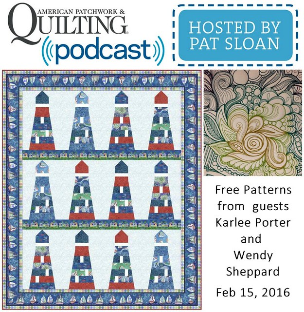 1 pat sloan Feb 15 2016 free patterns
