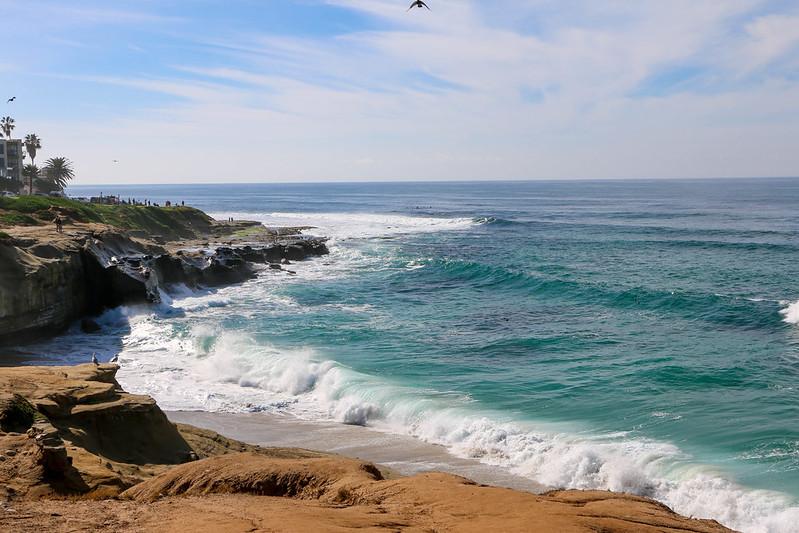 10.16. - San Diego. La Jolla Tide Pools
