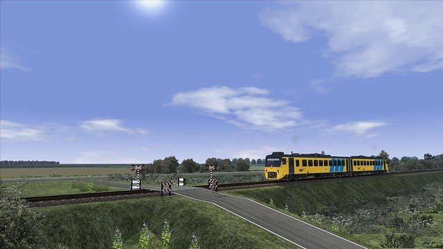TS2016, IJlst Wadloper Train Simulator