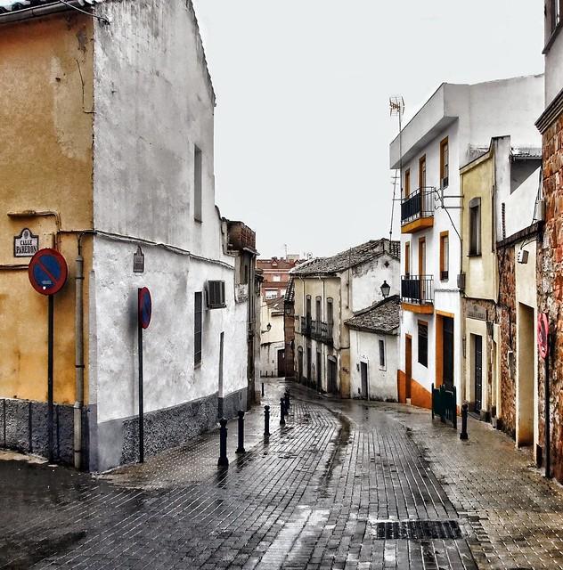Casco antiguo de Linares