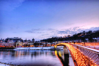 Christmas on the Rhine River
