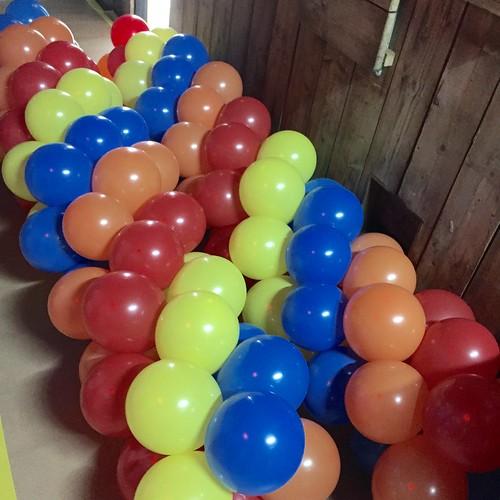 Ballonslinger Carnaval Cafe Shots Breda