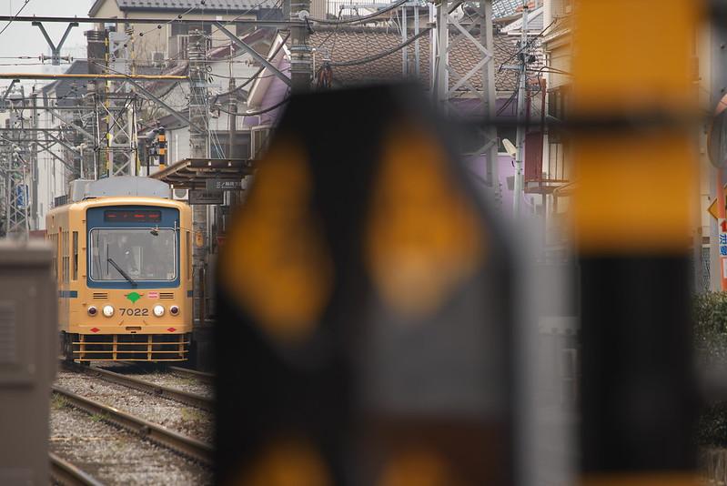 Tokyo Train Story 2016年2月6日