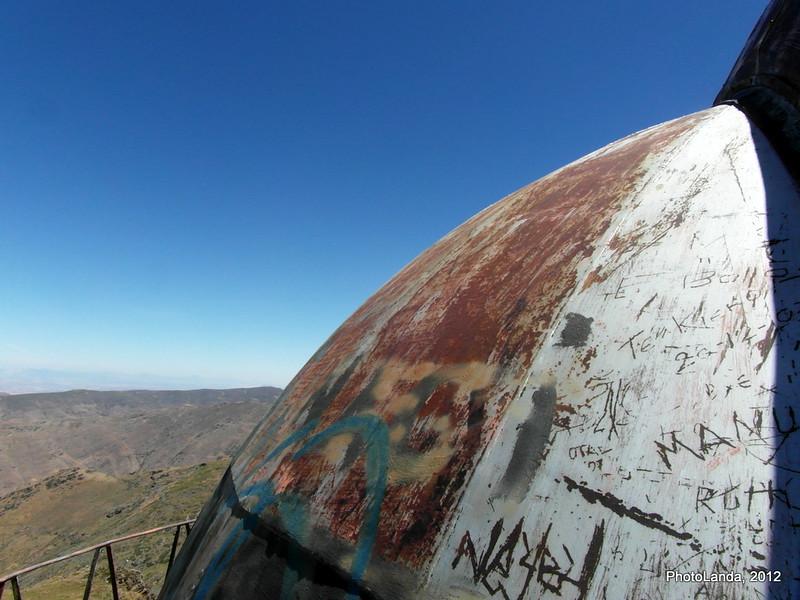 Observatorio del Mohón del Trigo (Sierra Nevada)