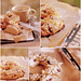 Almond, Orange Peels and Cranberry Wreath Bread by ~Dr.Silpa S GLH~