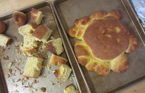 baked sun bread