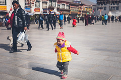 In Lhasa