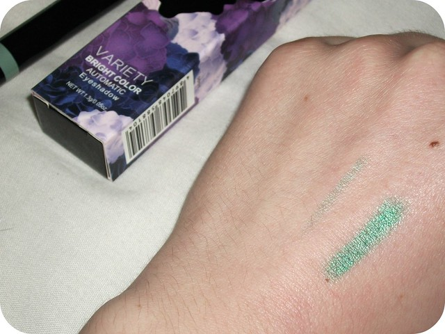Born Pretty Waterproof Eyeshadow Pen Shade 4 Swatches