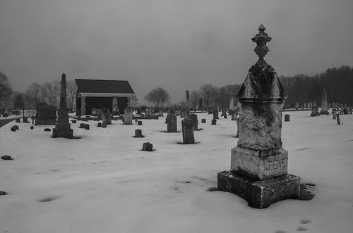 bw snow window monochrome cemetery moody cloudy maine wells gravestones oceanviewcemetery