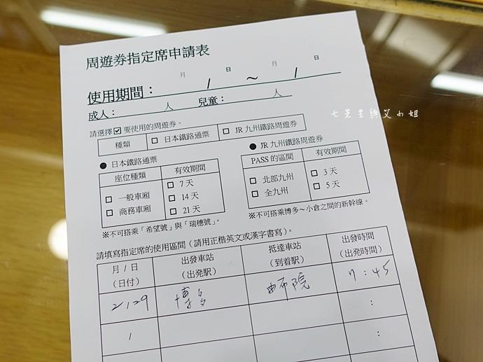 5 【日本九州】JR特急 由布院之森(ゆふいんの森)-優雅復古風觀光列車,九州旅遊必搭~(內含JR九州鐵路周遊券/JR九州Pass分享)