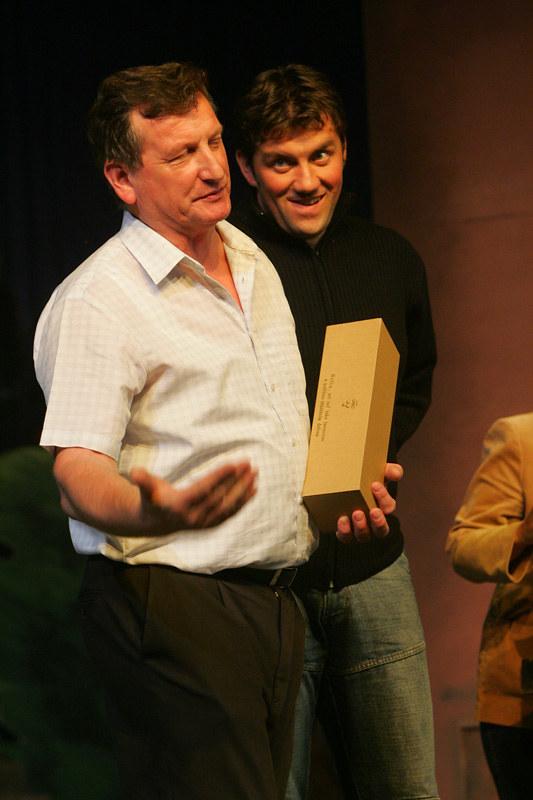 2005 Domača gledališka predstava Ženitna Mešetarka - foto Uroš Zagožen