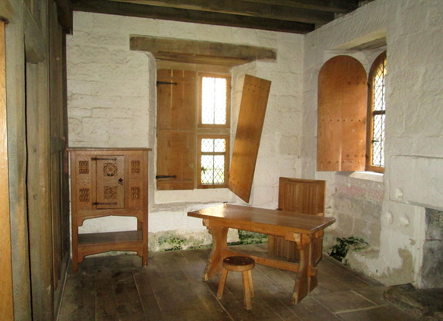 Mount Grace Priory Cell Living Space