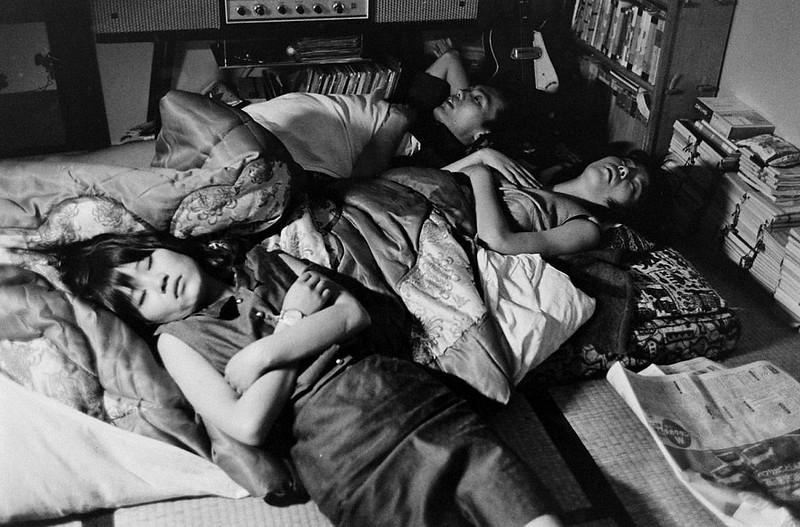 1964年,日本青年叛逆的一代11