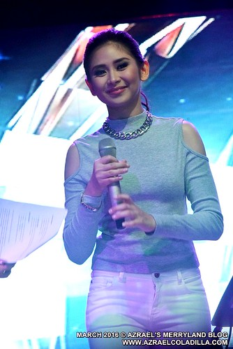 Sarah Geronimo at OPPO Music Fest