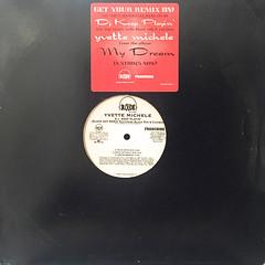 YVETTE MICHELE:DJ KEEP PLAYIN'(JACKET A)