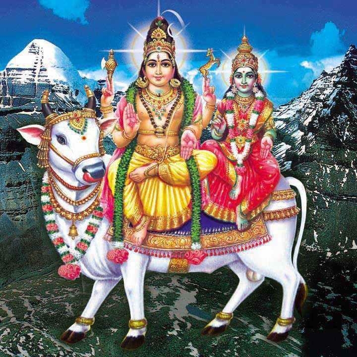 濕婆神座騎神牛南迪(Nandi)