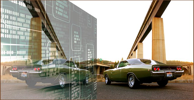 1968 Dodge Charger R/T - A Timeless Design