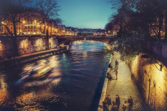 Luc Mercelis - Paris, Seine