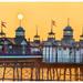 Eastbourne pier by flintman45