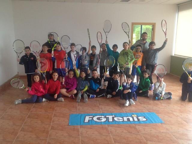 Circuito Gadis A Coruña (Abril 2016) Escuela de Tenis y Padel Canabal