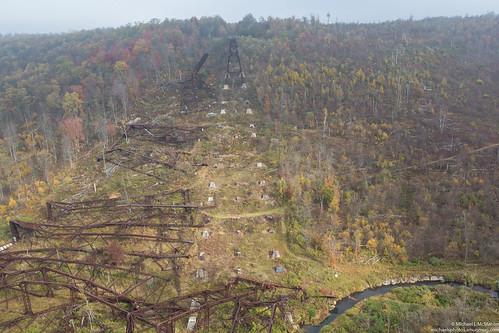 kinzuabridgestatepark pennsylvaniastateparks smethport pennsylvania unitedstates