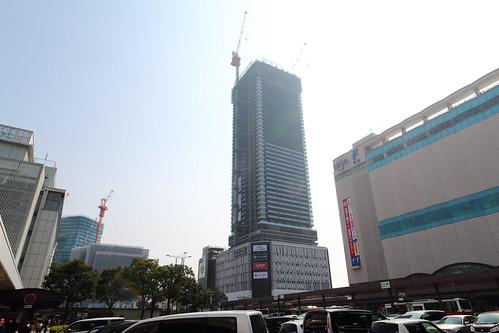 2016/02 広島駅南口Bブロック再開発