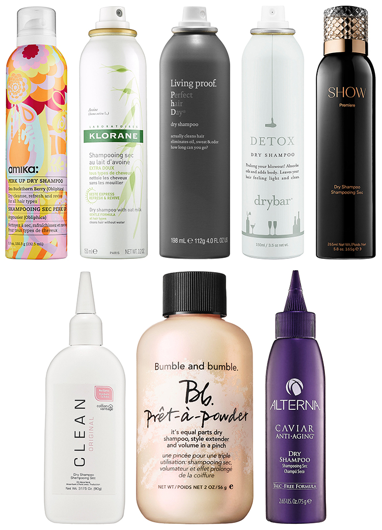 The 8 Best Dry Shampoos To Use This Summer