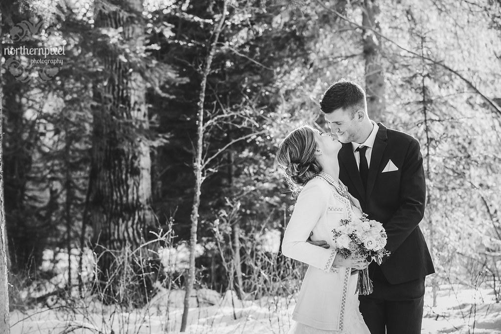Prince George BC Wedding