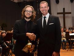 Oskar Karlsson - vinnare i solisttävlingen grupp 4