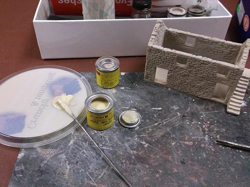 Stone Painting 1