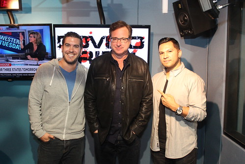 Bob Saget returns to the Covino & Rich Show