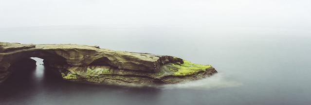 A Rock in the Ocean