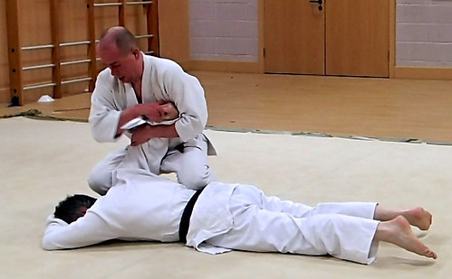 Fri, 2013-11-15 20:21 - At his black-belt grading on 2013-11-15.