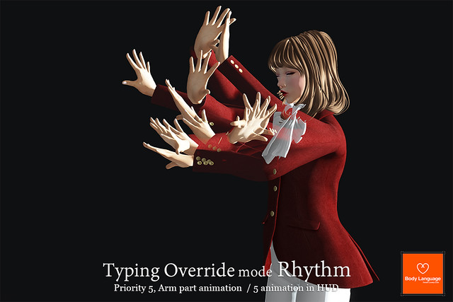Typing Override mode Rhythm @ Fantasy Faire 2016