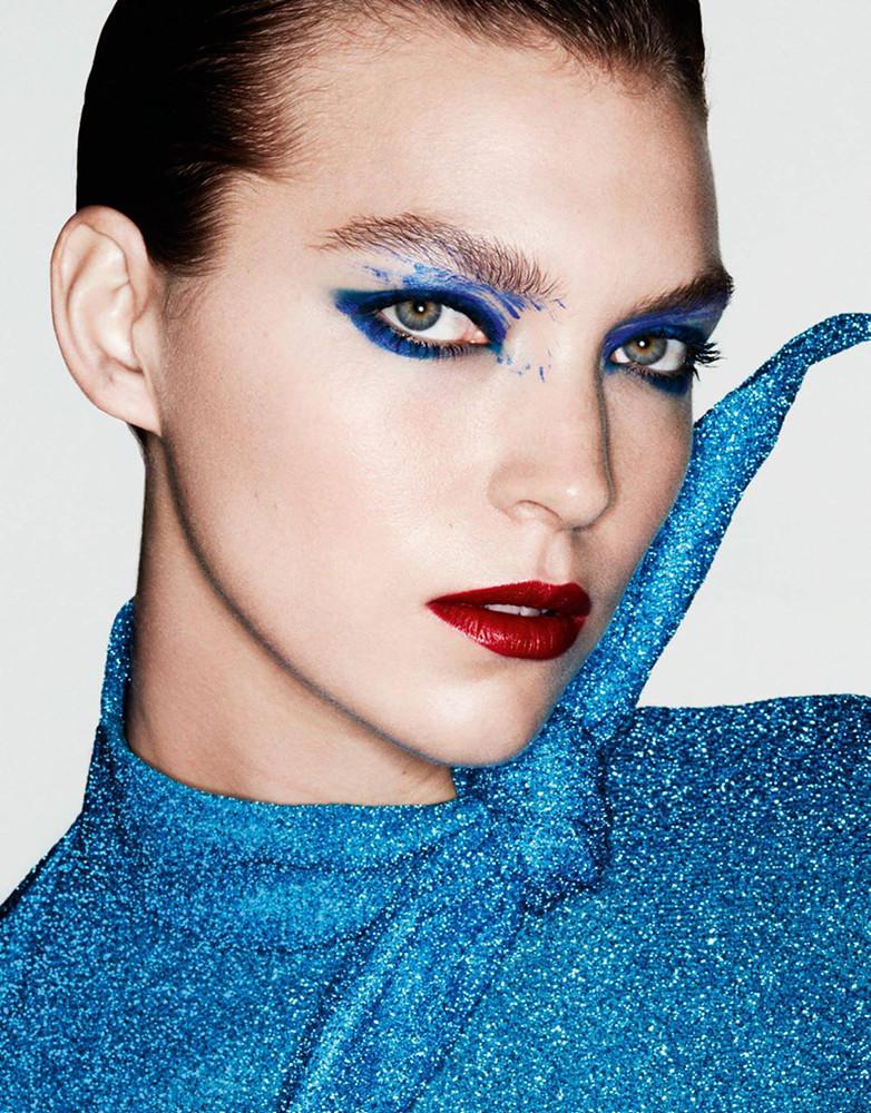 Аризона Мьюз — Фотосессия для «Vogue» FR 2016 – 5