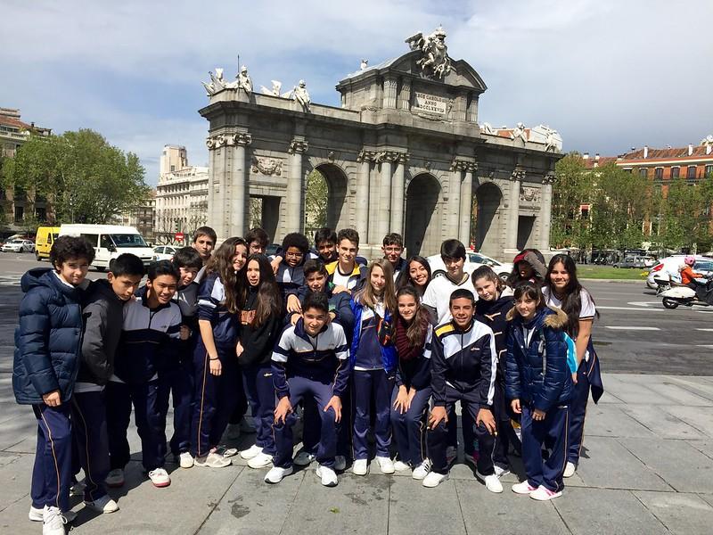 ESO. Madrid del Carlos III