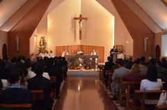 Ceremonia de Asunción Rector UCSC