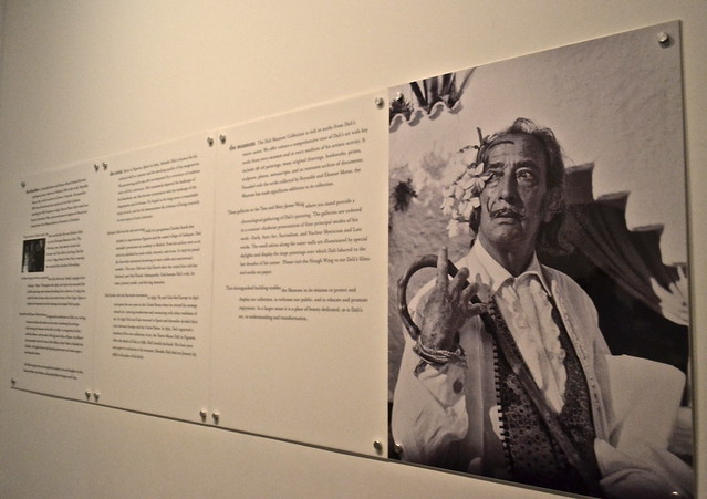 photos, Salvador Dali Museum, st. petersburg florida
