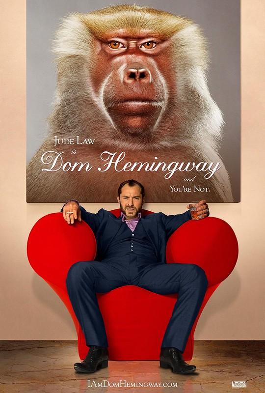 Dom Hemingway - Poster 1