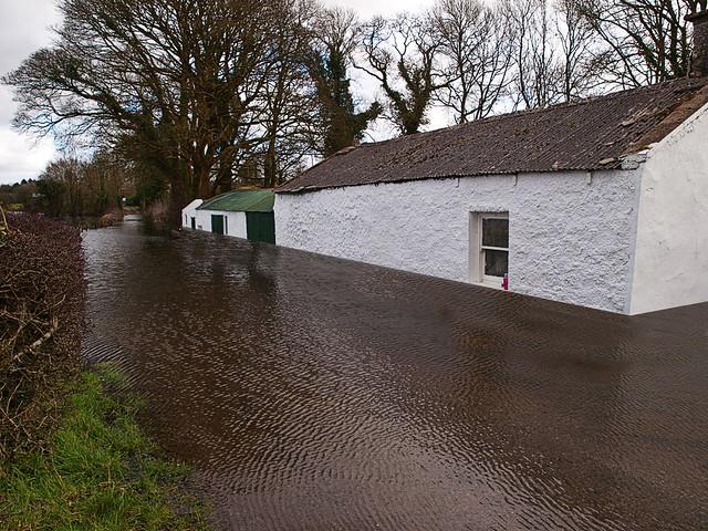 Ann & Vincent Brady - Flooding