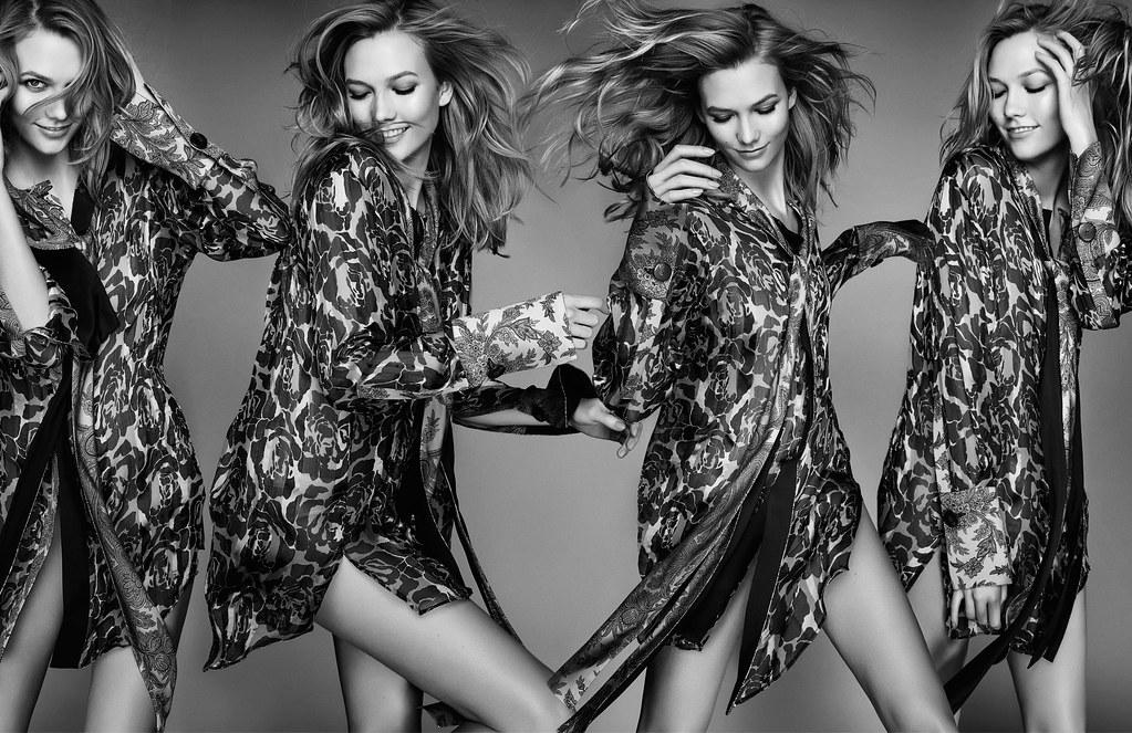Карли Клосс — Фотосессия для «Elle» UK 2016 – 1