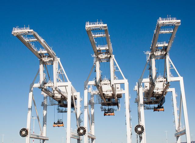 Crane Trio