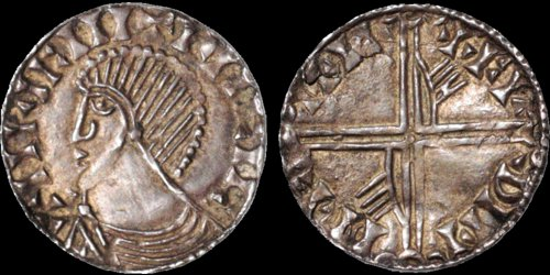 Lot 305 - Ireland Long Cross and Hand Penny