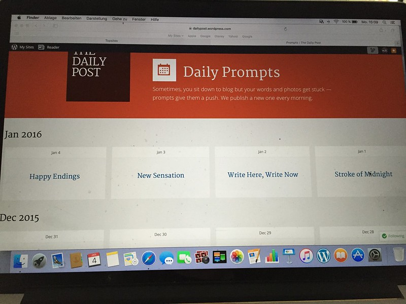 Daily Prompts