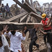 Earthquake Day - Kathmandu, Nepal by Maciej Dakowicz