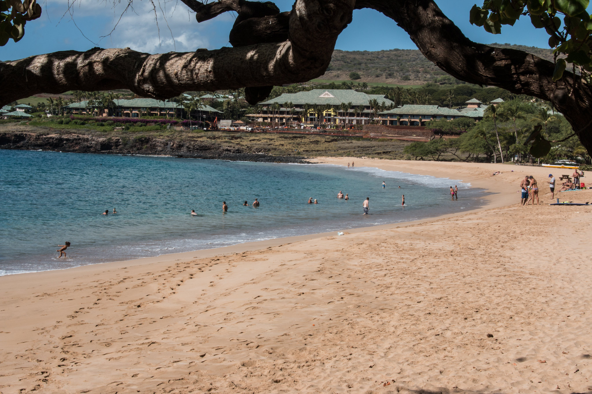 Hulopo'e Beach Beyond The Beach: Sailing to Lanai with Trilogy