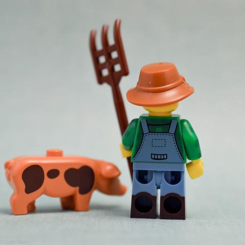 Farmer (Back)
