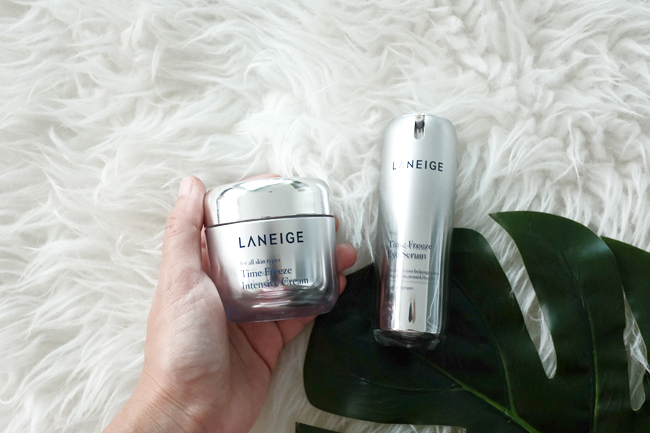 laneige time freeze review