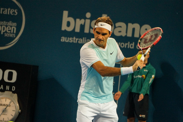 2016 Brisbane International Men's Final: Roger Federer vs Milos Raonic